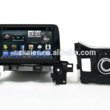 "9""car dvd player,factory directly !Quad core,GPS,radio,bluetooth for mazda cx-5"