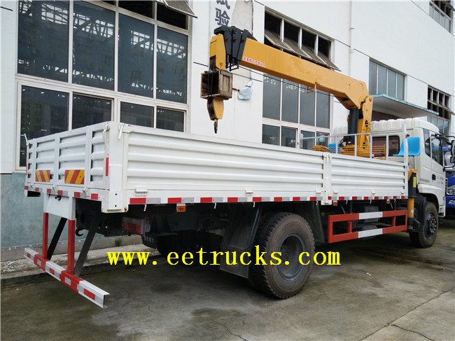 Dongfeng Boom Truck Cranes