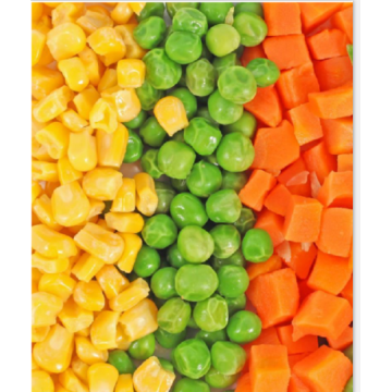 Custom DIY Frozen Mixed Vegetables