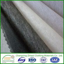 Nouveaux textiles de maison avec la meilleure interligne non tissée de qualité