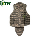 Kevlar Full Body Armour Bulletproof Vest Level IV  Special Forces Bullet Resistance Vest for Military and Army