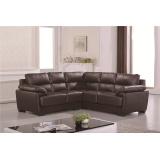 Simple sofa set corner leather sofa for living room