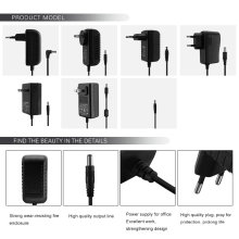 12V 1.5A Australia Standard Plug Wall Charger