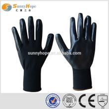 Gants de sécurité 13 gauge black safety