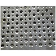 Perforiertes Blech / perforiertes Blech Mildstahl / perforierter Metallstahl