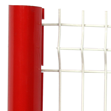 Factory wholesale PVC coated garden outdoor fence price