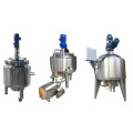 Stainless steel mixing tank /500 Liter liquid mixing tank