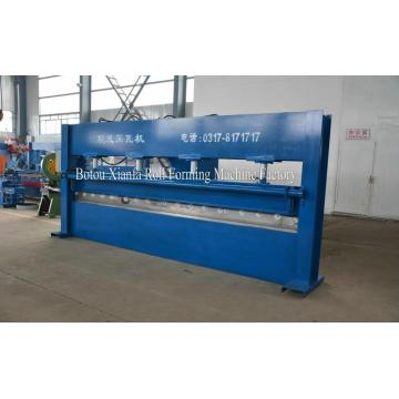 Galvanized Steel Sheet Hidrolik Mesin Bending Panel Atap