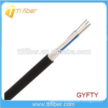 4-144 Cores Dielectric Loose Tube Unarmoured in/out Fiber Optic Cable GYFTY