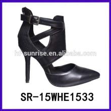 SR-15WHE1533 shoes women high heels ladies shoes high heels sexy shoes very high heels