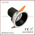 Вырезать отверстие 115мм 12w Утопило СИД удара вниз освещает для освещения commerical LC7717D