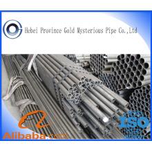 Tubo de acero sin costura de acero inoxidable de alta calidad / tubo de acero embutido en frío