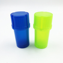 Hoja plástica de la amoladora de tabaco de la amoladora de la mano de la trituradora de humo de la amoladora (ES-GD-020)