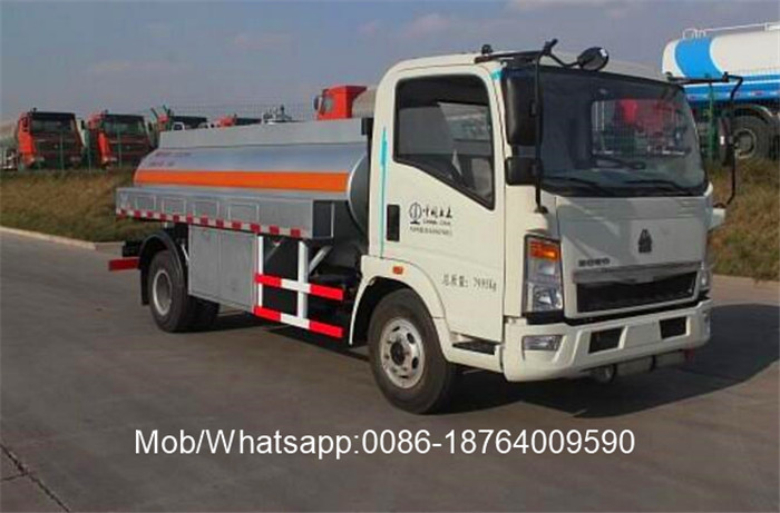 Oil Tanker Truck 10000 Liters
