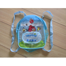 PVC Backpack School Bag (hbpv-61)