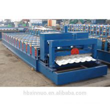 XN-1050 cold metel roofing galvanized glazed tile making machine