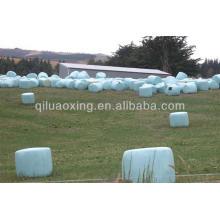 Película de ensilaje resistente a los rayos UV para uso agrícola