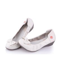 2015 china sexy foldable flat shoes woman flat shoes