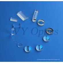 Lentille de Fresnel optique pour application optique