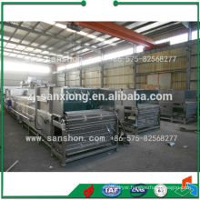 Blanching and Sterilization Machine for Bagged Foods