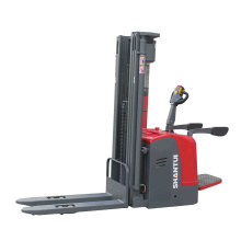 walk behind forklift high reach forklift stacker