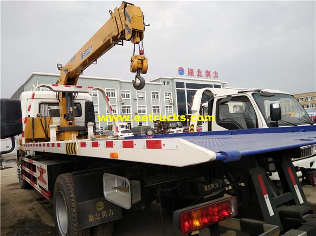 Dayun Hydraulic Tow Trucks