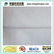 Tecido de algodão puro de alta qualidade para a camisa