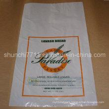 White PE Bread Packaging Bag (30*45CM*50UM)