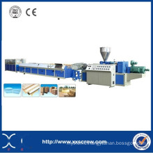 WPC Window PVC Profile Extruder Machine Line
