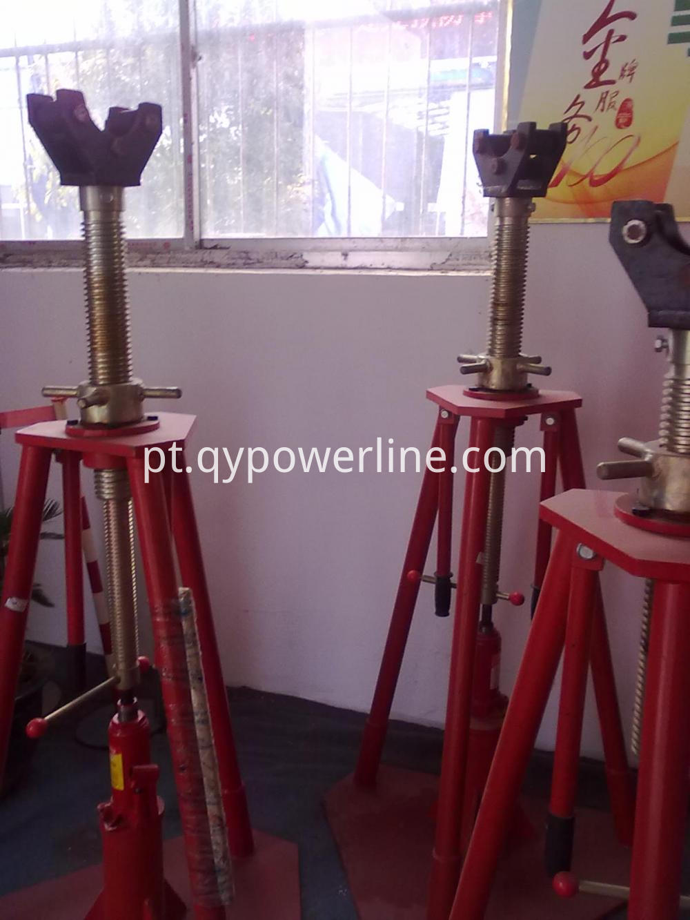 Hydraulic Lifting Jack Stand