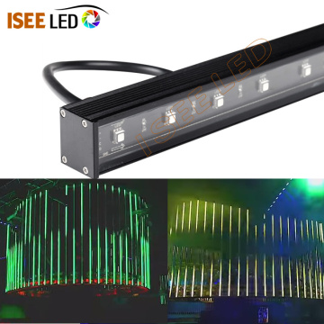 DMX512 LED Stage Lighting Barra de tira de aluminio