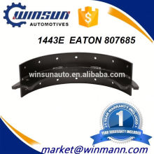 OEM Standard Truck Brake Shoe 1443E With OE EATON 807685