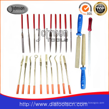 Electroplated Diamond File for Grinding