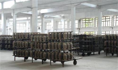insulator factory