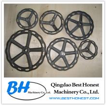 Shell Mold Casting Handrad / Gusseisen Handrad