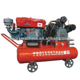 Diesel piston air compressor 15HP W3108