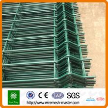 Pulverbeschichtung Metall Zaun