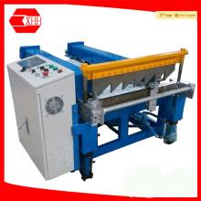Portable Standing Seam Metall Dachplatte Maschine (KLS 25 / 38-220-530)