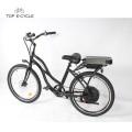 48 V 1000 Watt Hinterradnabe Motor Elektro Strand Cruiser Fahrrad für Mädchen
