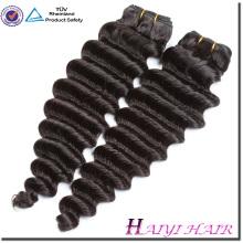 Cabelo virgem não processado cru superior do cabelo virgem humano superior da categoria 10A 100 em China