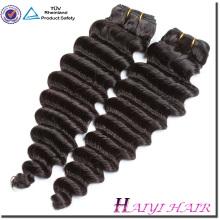 Топ-10А класс 100 человеческих волос девственницы дешевые необработанные необработанные натуральные волосы в Китае