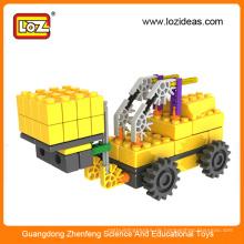 Neuheit 5 in 1 pädagogischen Spielzeugblöcken Set für Kinder Geschenk