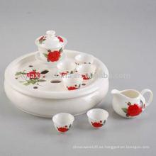 Juego de té chino de kongfu JXSK006