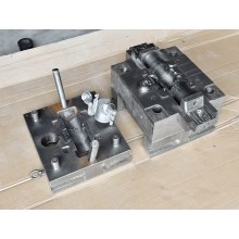 Aluminium casting mold and die casting parts
