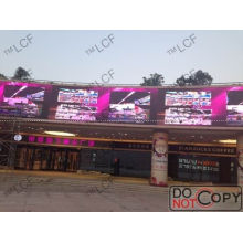 Outdoor Waterproof Led Video Wall For Traffic Environments , Ip65 / Ip54