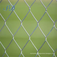 4x10 Chain Link Fence Gate Panel Galvanized