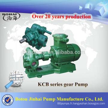 Prix usine - Pompe à engrenages / pompe à huile / pompe de lubrification série KCB