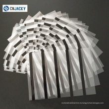 Superposiciones magnéticas HICO para hacer tarjetas de PVC