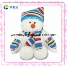 Смешные снеговика Custom Плюшевые игрушки Рождественский подарок (XDT-0183)