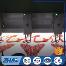 21 cabezas de punto de cadena de la toalla Chenille bordado máquina precio para la venta